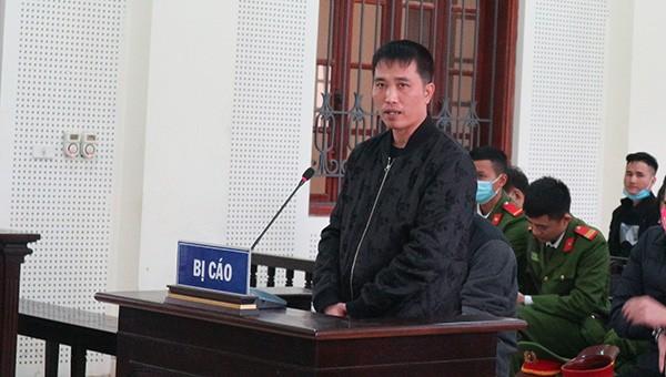 Bị cáo Hoàng Minh Tâm lĩnh án tử hình