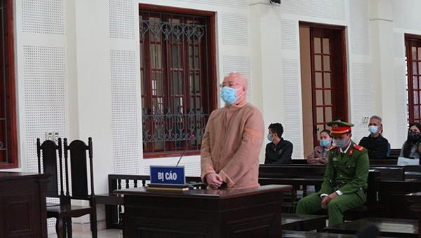 Bị cáo Nguyễn Văn Hùng lĩnh án chung thân