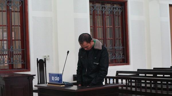 Bị cáo Nguyễn Văn Hoàn
