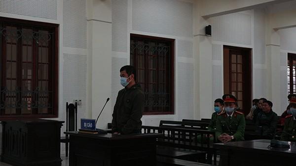 Bị cáo Trương Đức Thuận