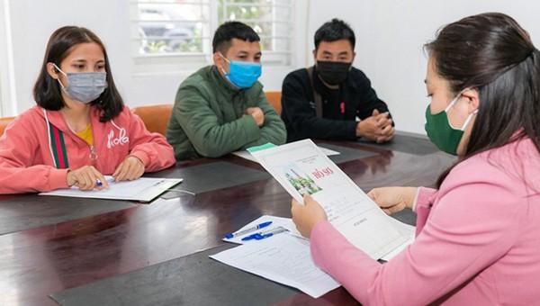 Sau Tết, nhiều doanh nghiệp ở Nghệ An tuyển dụng số lượng lớn lao động phổ thông