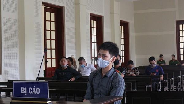 Bị cáo Đinh Khắc Quý lĩnh án 16 năm tù.