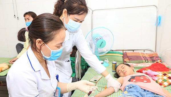 Nghệ An: Bùng phát dịch viêm màng não do virus