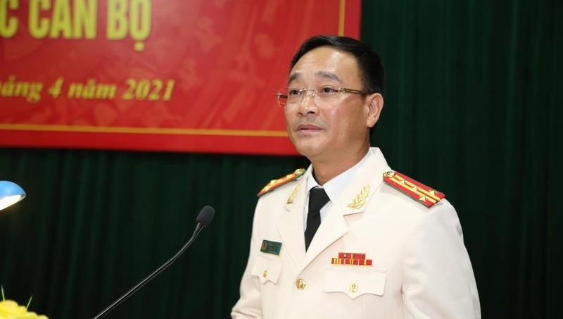 Bổ nhiệm Giám đốc công an tỉnh Nghệ An