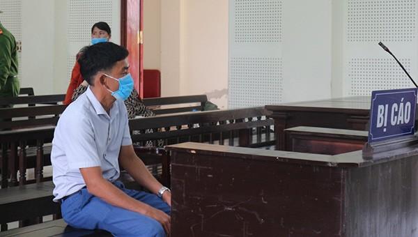 Bị cáo Trần Đình Thiên