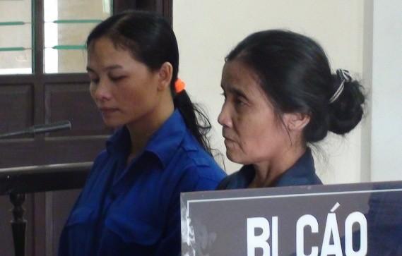 40 năm tù cho hai phụ nữ hám lợi buôn bán ma túy