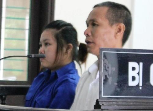 Rủ bé gái 13 tuổi đi bán dâm hai nguời lĩnh 10 năm tù