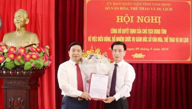 Nam Định bầu bổ sung thành viên UBND tỉnh