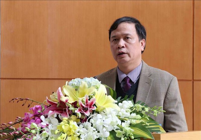 Miễn nhiệm Phó Chủ tịch tỉnh Hưng Yên đối với ông Nguyễn Minh Quang