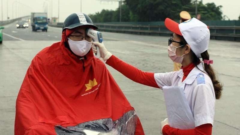 TP Nam Định  khuyến cáo người dân không đi chợ nhiều lần trong ngày để phòng dịch