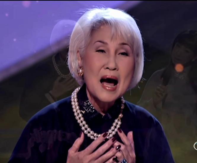 Còn mãi giọng ca Thái Thanh trong lòng người hâm mộ