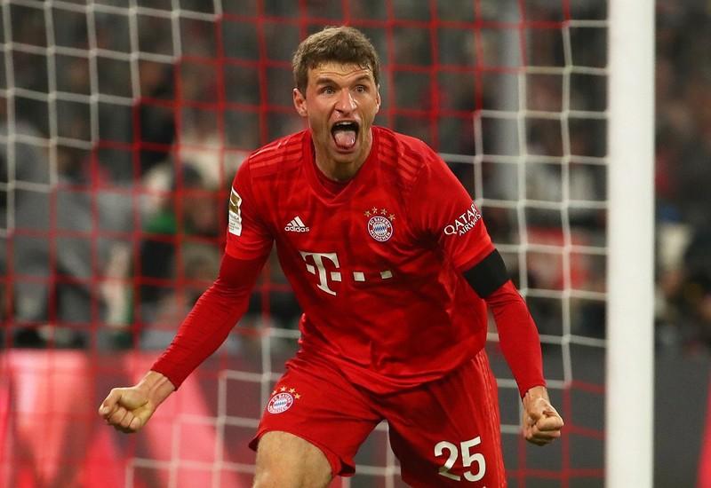 """Thomas Muller đang """"đập đi xây lại"""" ở tuổi 31?"""