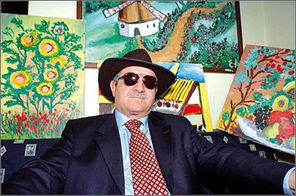 Esref Armagan – Nghệ sĩ mù vẽ tranh bằng tưởng tượng