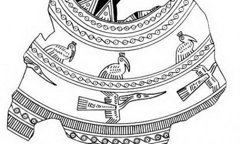 """Những """"thần thú"""" trong tâm thức người Việt (Kỳ 11): Chim Lạc - Biếu tượng văn hóa và sức mạnh Việt"""