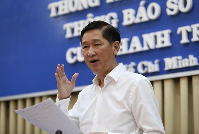 Vì sao Phó Chủ tịch UBND TP HCM cùng 4 thuộc cấp bị khởi tố?