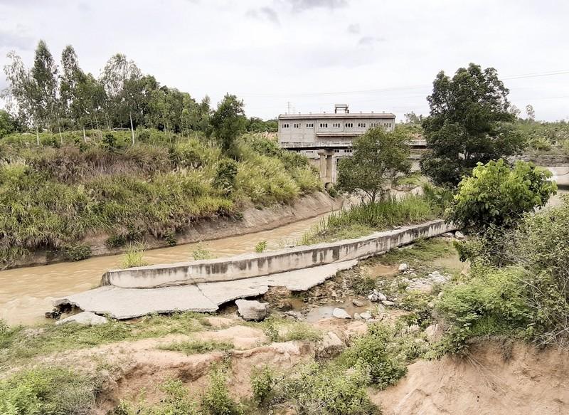 Bình Định: Nhà máy thủy điện Tiên Thuận chây ì giải quyết thiệt hại cho người dân