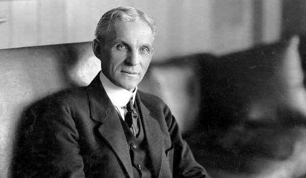 Khâm phục nghị lực bền bỉ của Henry Ford - Thất bại nhiều lần nhưng chưa bao giờ bỏ cuộc