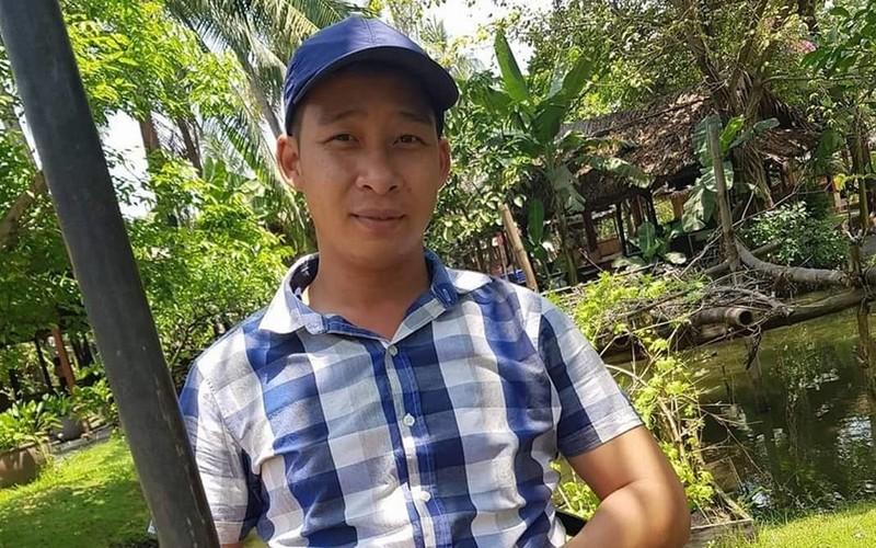 """Bị can Lê Quốc Tuấn (tự Tuấn """"khỉ"""")."""
