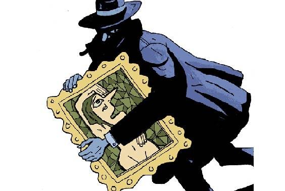 Vụ trộm tranh kỳ bí