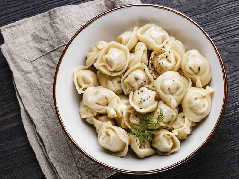 Bánh Pelmeni – biểu tượng hạnh phúc của xứ sở bạch dương