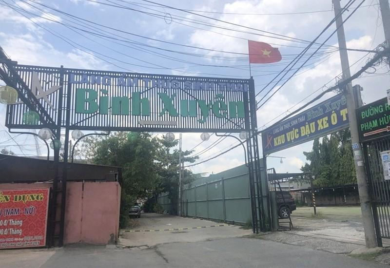TP HCM: Sai phạm đất đai ở Bình Chánh, kiến nghị chuyển sang công an