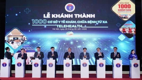 """Telehealth giúp người bệnh ở Trường Sa, Mường Nhé cũng có thể """"gặp"""" bác sĩ đầu ngành"""