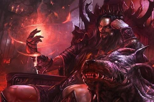 Hades – Vị thần cai quản địa ngục