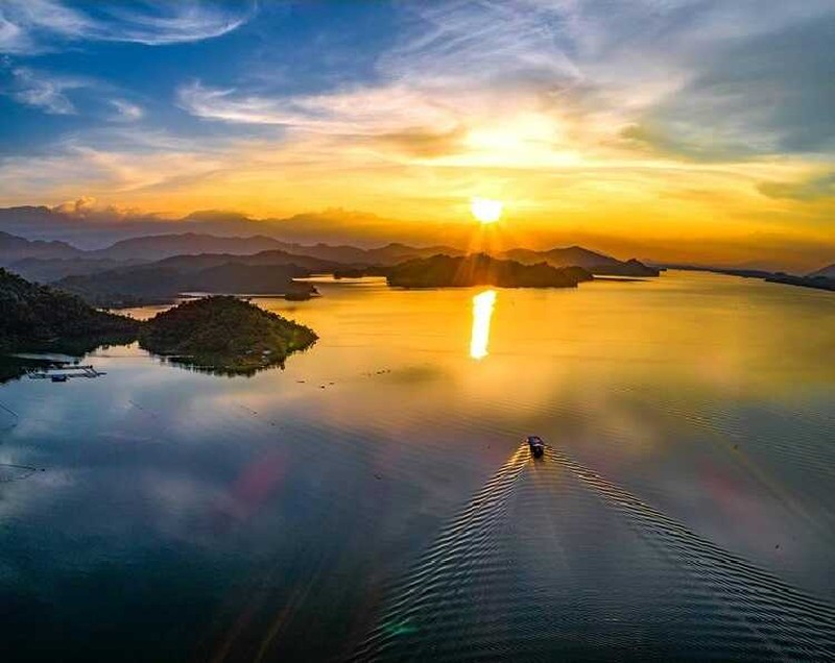 Hồ Núi Cốc: Đánh thức tiềm năng một vùng đất huyền thoại