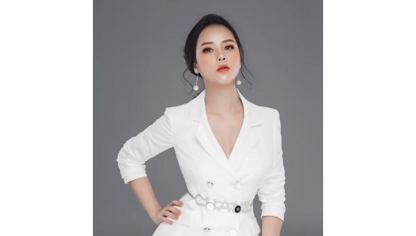 Doanh nhân Hà Kiều Linh.