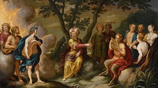 Thần thoại Hy Lap: Vị thần của sự hoang dã có tiếng đàn mê hoặc lòng người