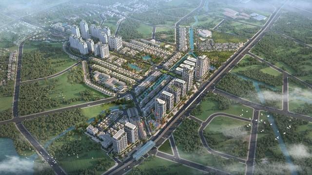 Hứa hẹn tươi sáng cho chuỗi khu đô thị tương lai phía Tây Hà Nội