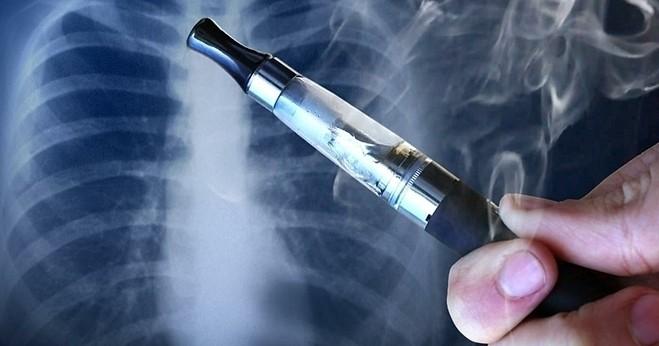 Người tiêu dùng thuốc lá điện tử thờ ơ với sức khoẻ