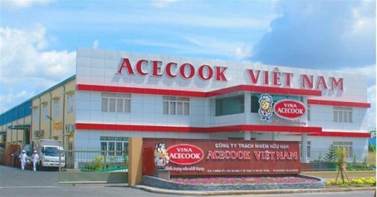 Acecook Việt Nam lý giải về kết quả kiểm nghiệm bị cho không khách quan