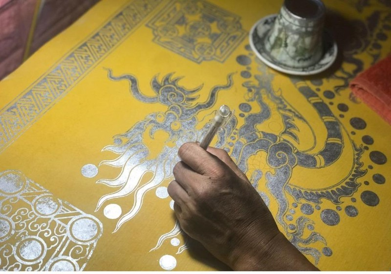 Dòng họ duy nhất tại Hà Nội được phép làm loại giấy sắc phong dưới thời chúa Trịnh
