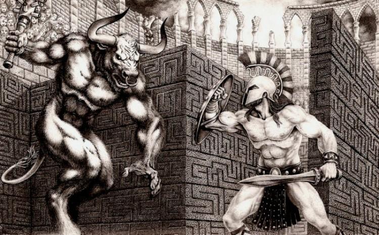Theseus – anh hùng vĩ đại trong lịch sử Athens