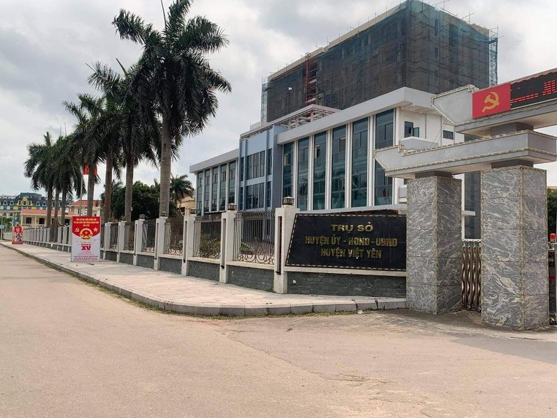 Ủy viên Bộ Chính trị Nguyễn Hòa Bình ứng cử ĐBQH tại tỉnh Bắc Giang