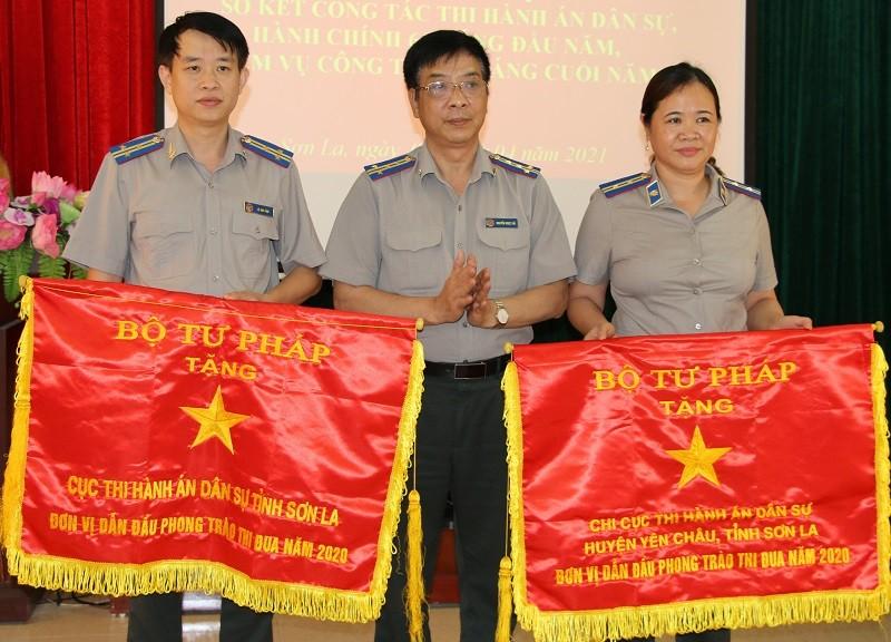 Sơn La: Sơ kết công tác thi hành án dân sự, hành chính 6 tháng đầu năm