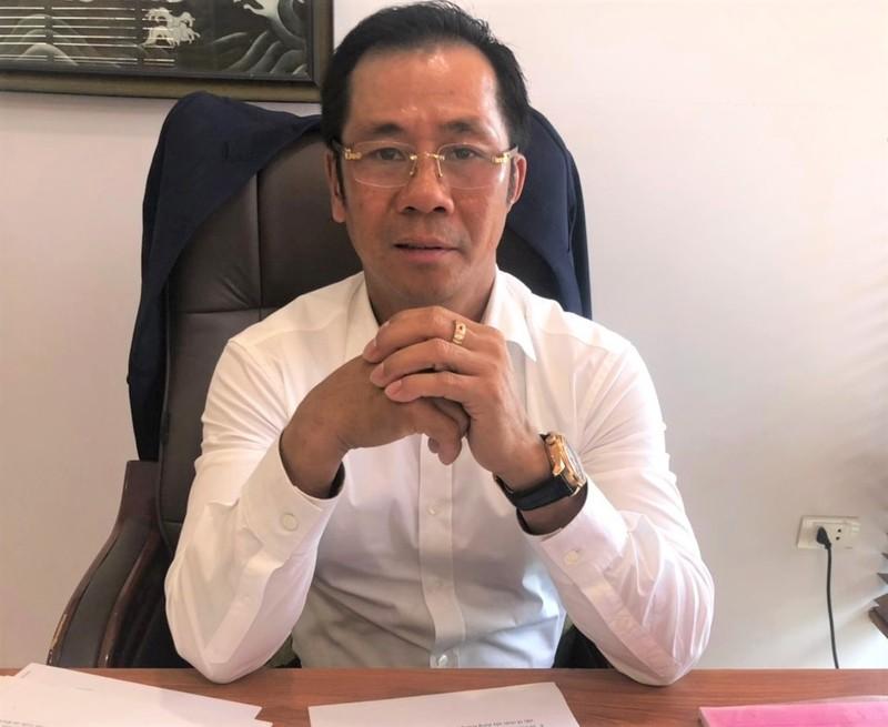 """Phó Tổng Giám đốc HDTC Hồ Văn Hải: """"Việc triển khai dự án An Phú - An Khánh không chỉ làm đẹp cho bộ mặt đô thị TP HCM mà còn tạo công ăn việc  làm cho nhiều lao động"""""""
