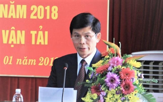 Sau 5 năm công tác ở Thanh Hóa, ông Lê Anh Tuấn quay trở lại Bộ GTVT với cương vị mới.