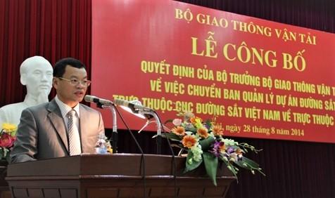 """Quan lộ """"sếp"""" PMU thăng trầm vì đường sắt Cát Linh - Hà Đông"""