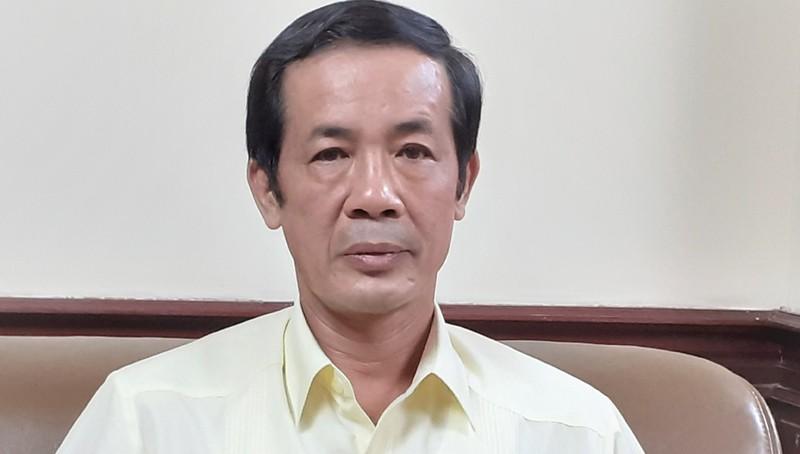 """Chủ tịch UBND tỉnh Quảng Bình Trần Công Thuật: """"Quảng Bình tuy có chuyển biến nhưng chưa mạnh như các tỉnh khác nên xếp hạng PCI chưa cao""""."""