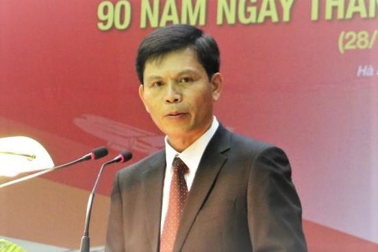 Thứ trưởng Lê Anh Tuấn.