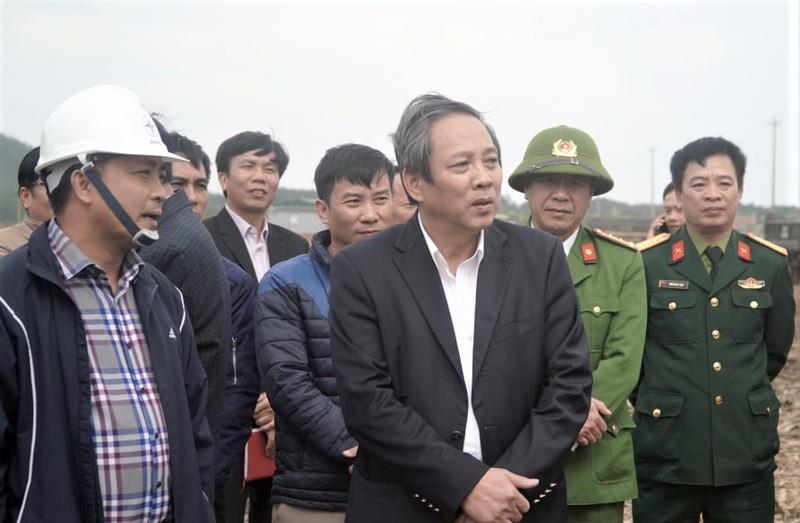 Bí thư Quảng Bình tới công trường điện tỷ USD, EVN  nói gì?