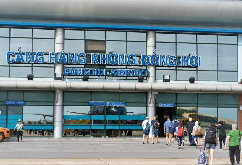 Nhà ga T2 Sân bay Đồng Hới sẽ mang dáng dấp dãy núi Trường Sơn
