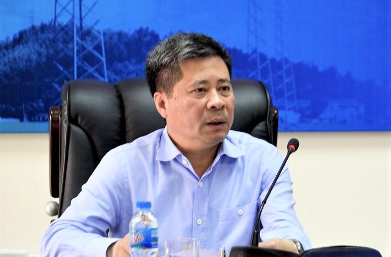 """Ông Đặng Phan Tường - Chủ tịch EVNNPT: """"Năm 2019, EVNNPT truyền tải an toàn sản lượng điện hơn 199 tỷ kWh""""  """