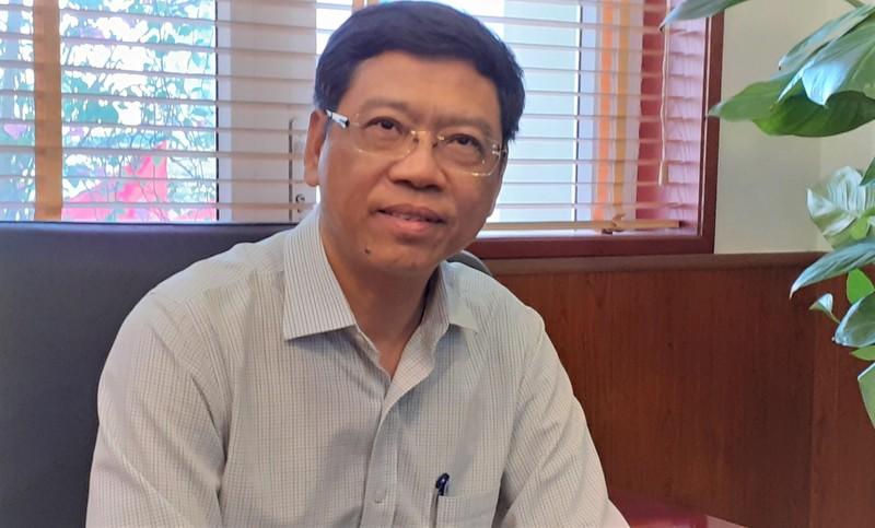 """Cục trưởng Hàng hải Việt Nam Nguyễn Xuân Sang: """"Quy hoạch cảng biển phải bám sát chiến lược phát triển kinh tế - xã hội của từng vùng, địa phương""""."""