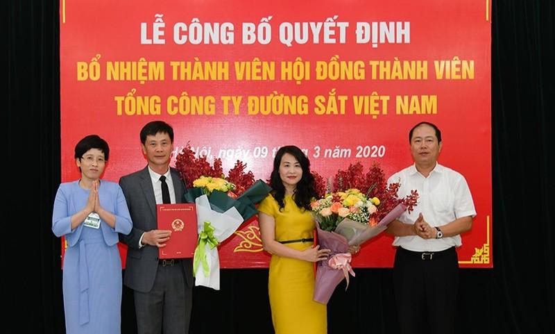 Hai Thành viên Hội đồng thành viên mới của VNR là ai?