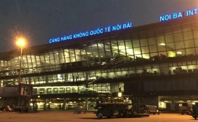 2 phòng đầu Đông, 2 phòng đầu Tây nhà ga T2 và 1 phòng tại cánh B Nhà ga T1 Cảng hàng không quốc tế Nội Bài đã được dùng làm nơi kiểm tra dịch tễ đối với hành khách.