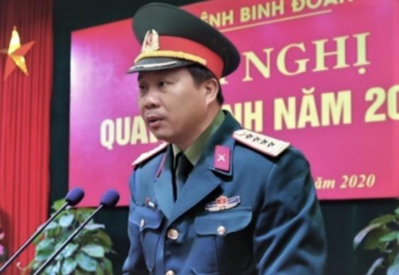 Bổ nhiệm Tư lệnh và Phó Tư lệnh Binh đoàn 12