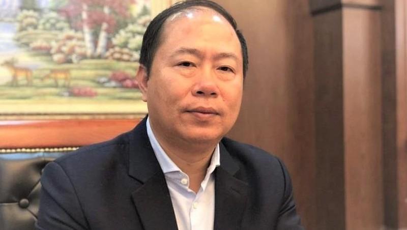 Chủ tịch VNR Vũ Anh Minh